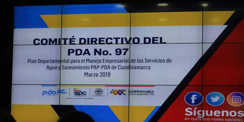 Masivo acompañamiento de diferentes organismos del orden Nacional, Departamental y municipal.
