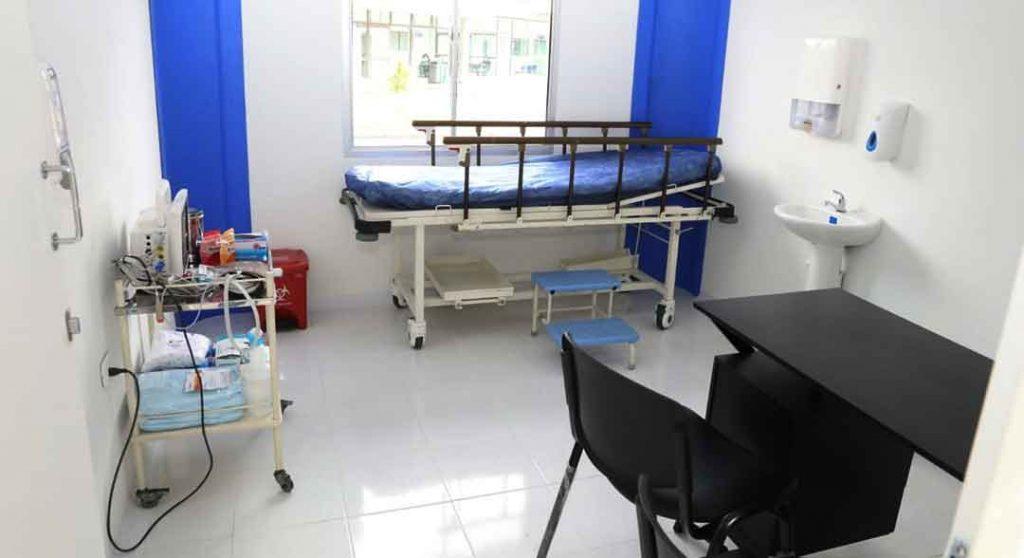 Unidad de Triage para Hospital Cardiovascular de Soacha